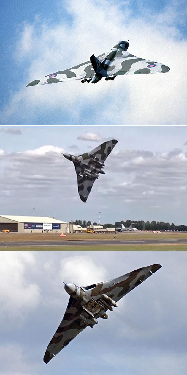 Avro Vulcan Bomber