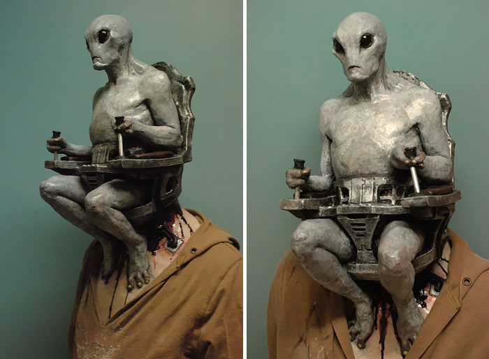 Awesome Alien Costume