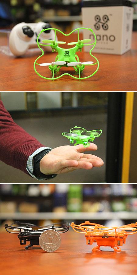 Axis Nano Drone