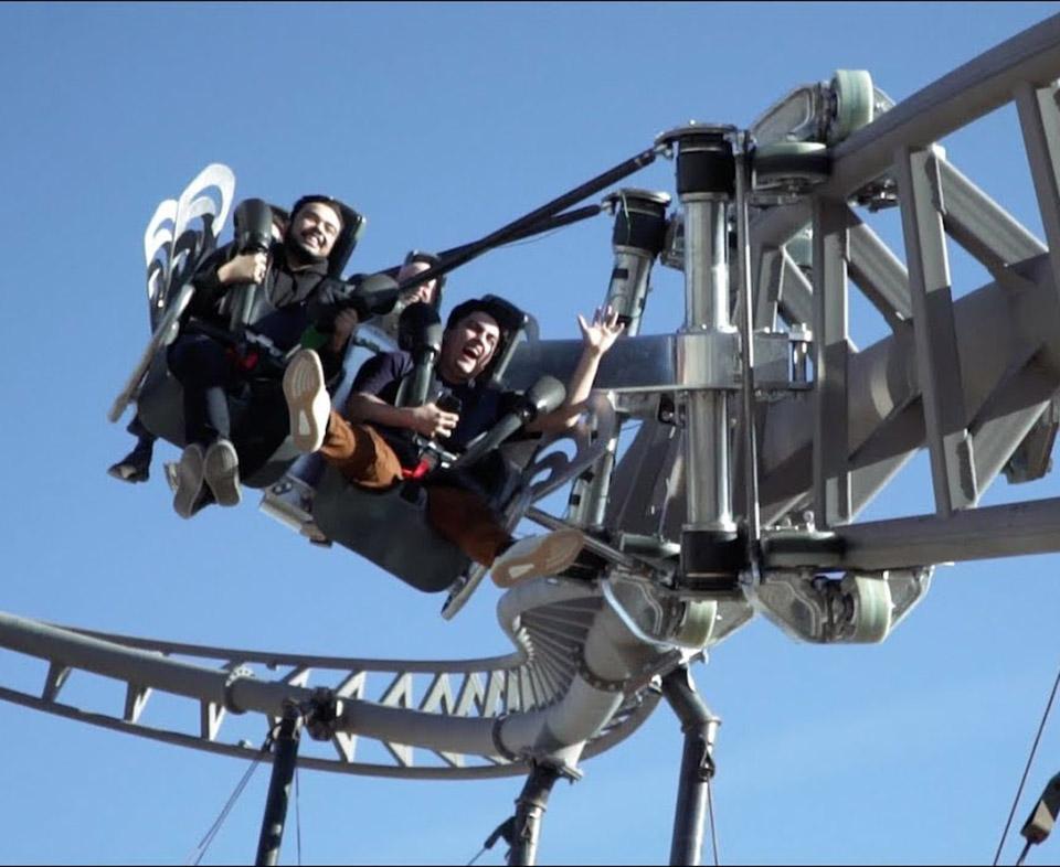 AXIS Roller Coaster