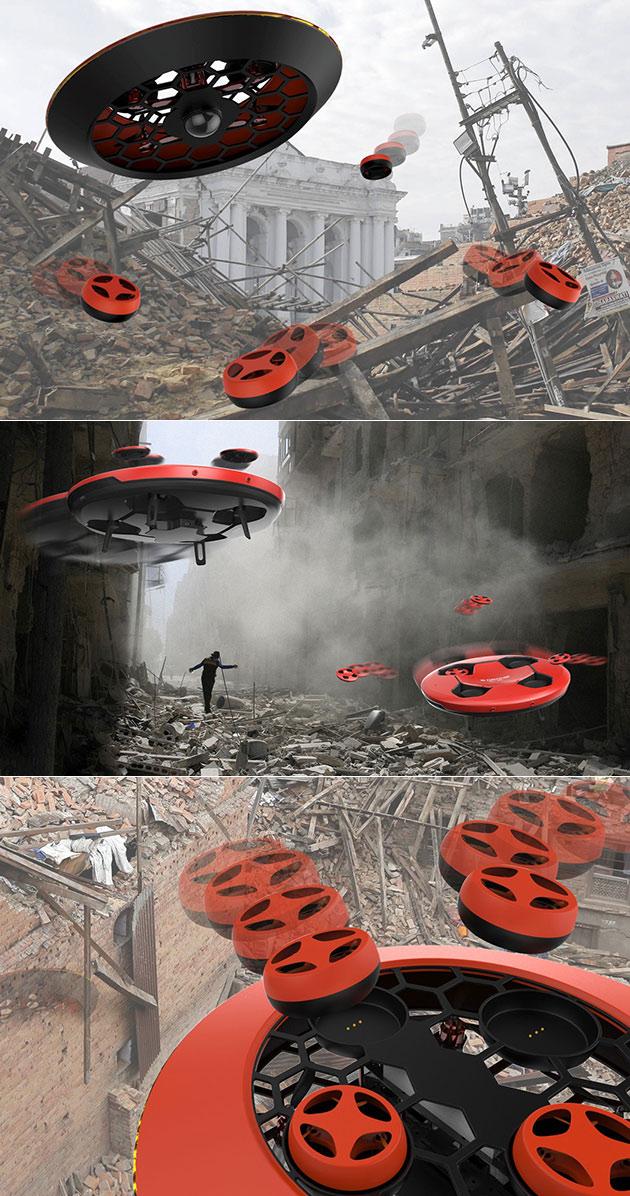 B-Drone