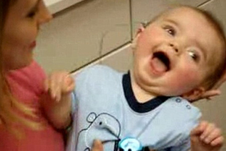 Video Shows Baby Hearing for the First Time, Thanks to Cochlear Implant