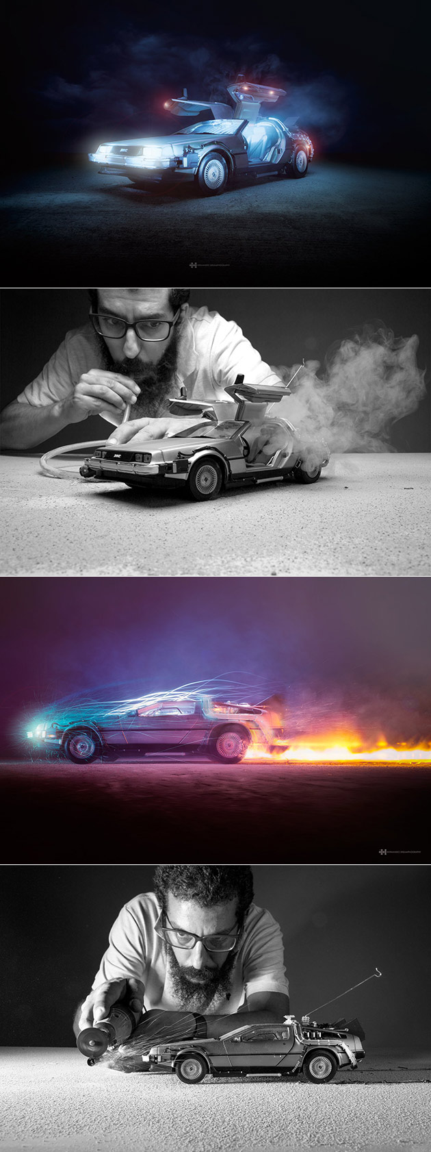 Back to the Future Illusion