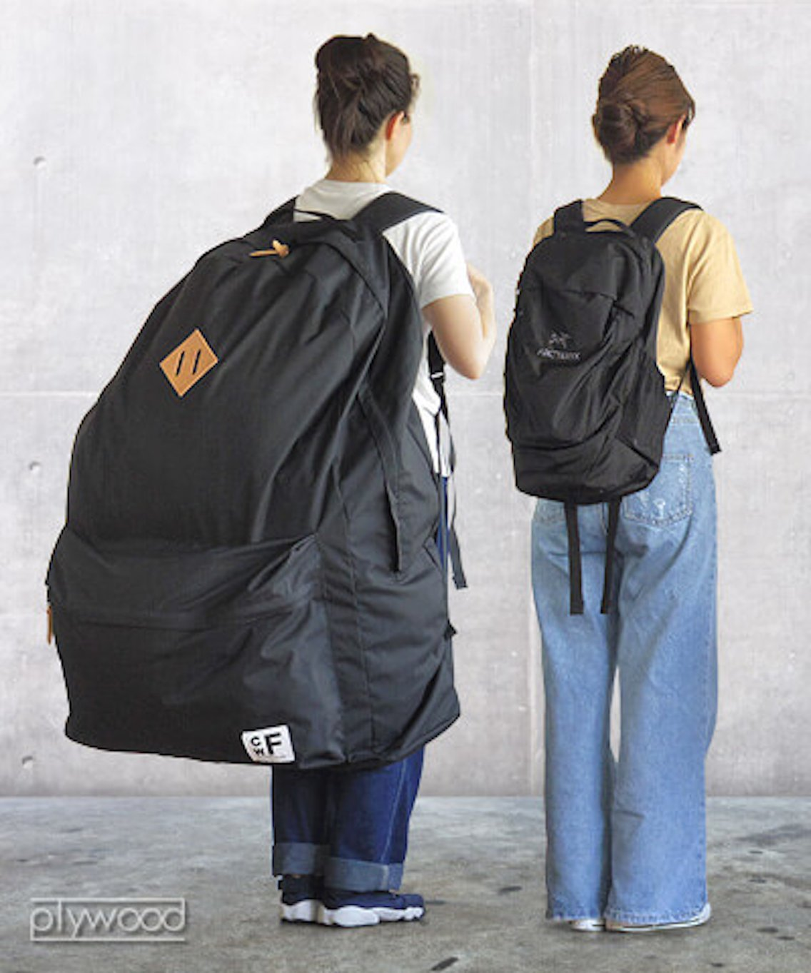 Backpackers Closet Giant Backpack