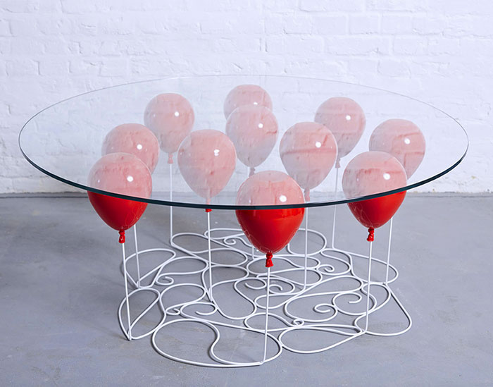 Balloon Table