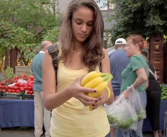 Bananas Into Plastic