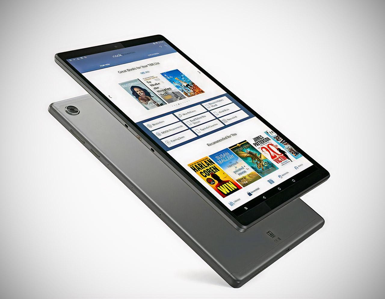Barnes Noble Lenovo Nook HD Tablet