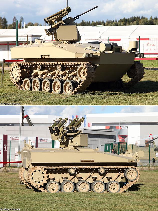 BAS-01G Drone Tank