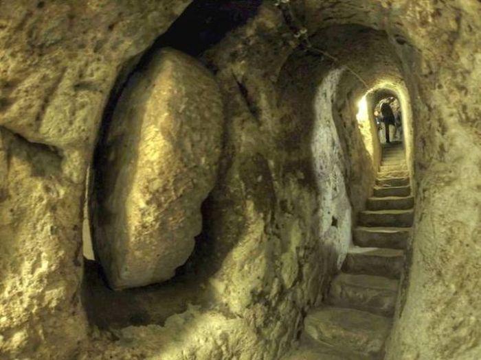 Basement Underground City