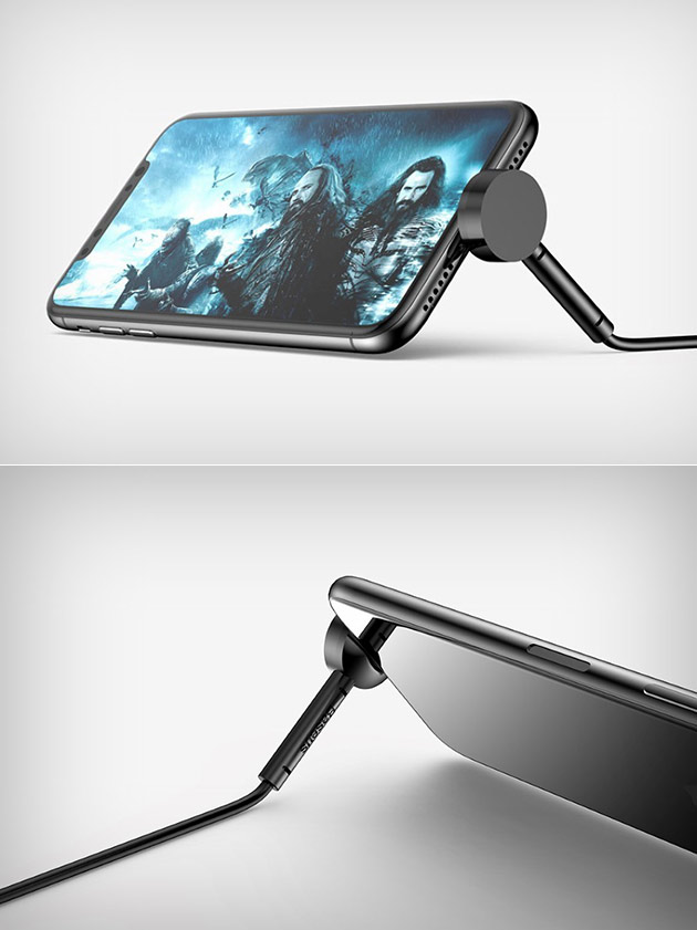 Baseus Charging Cable Stand
