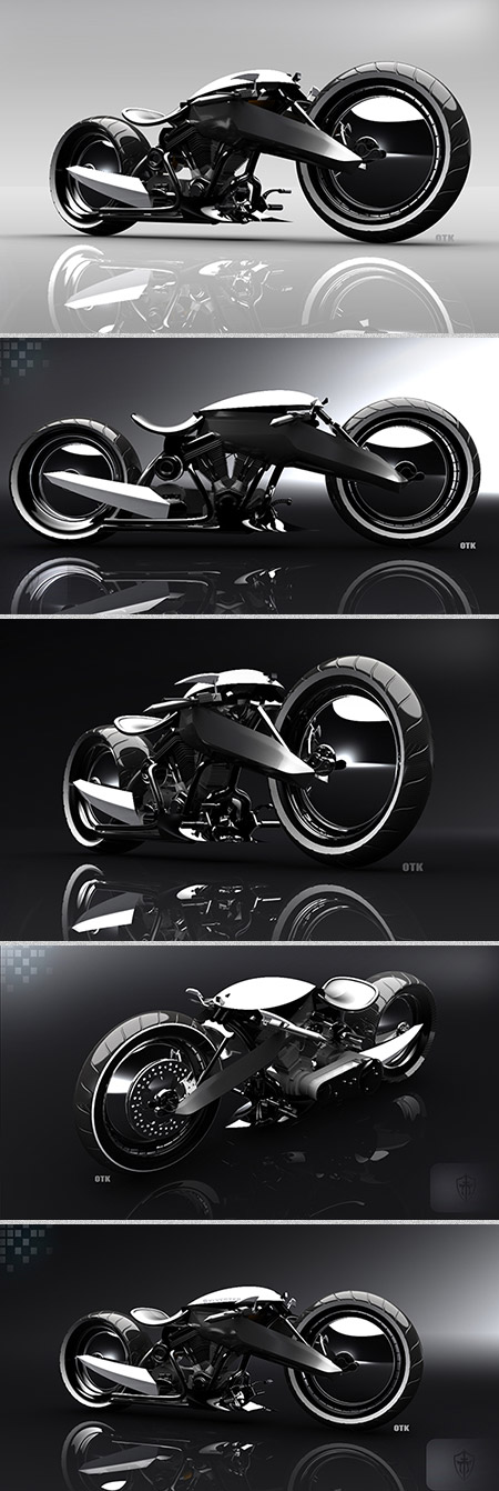 Batman Future Chopper