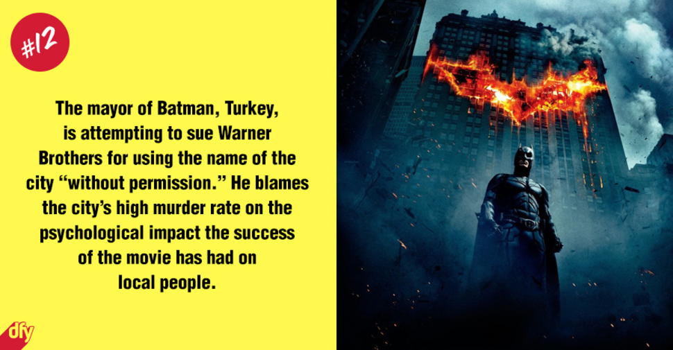 Batman Turkey