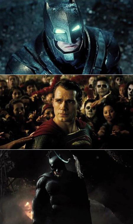 Batman vs. Superman Trailer
