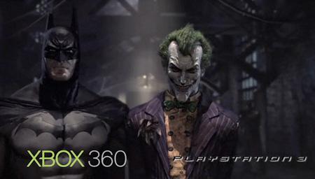 batman arkham city xbox