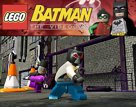Batman Video Game