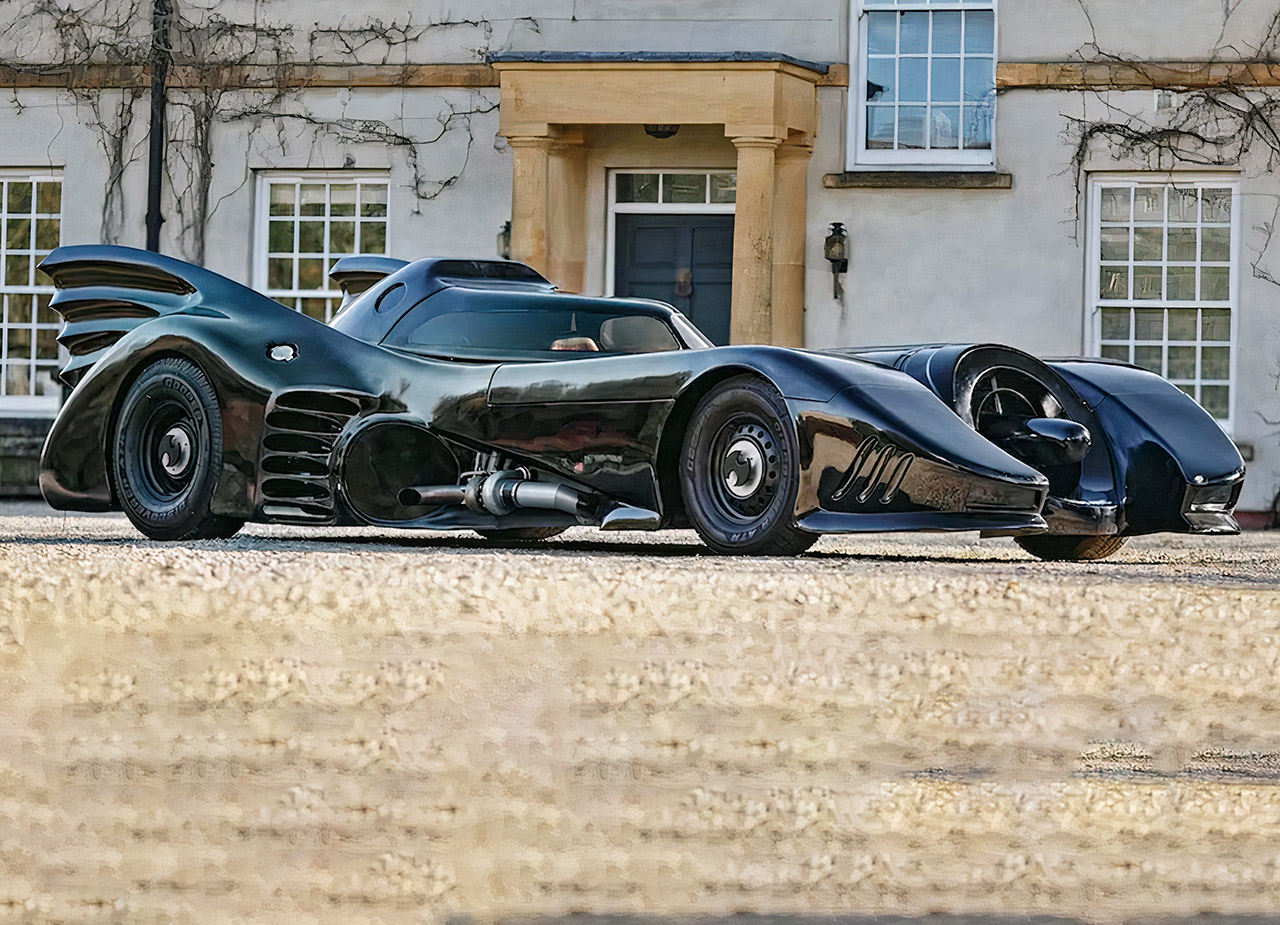 Batmobile Replica For Sale