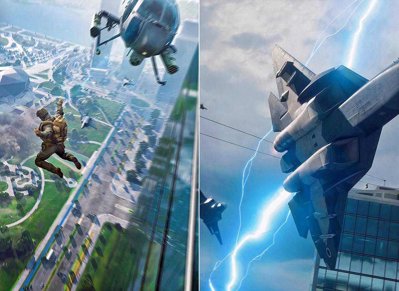 Battlefield 2042 Gameplay Reveal E3 2021