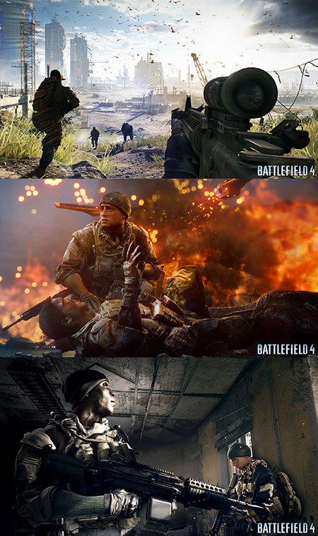 Battlefield 4 Screenshots Leaked, Shows Scenes from Game's Campaign