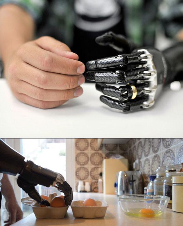 BeBionic Terminator Hand