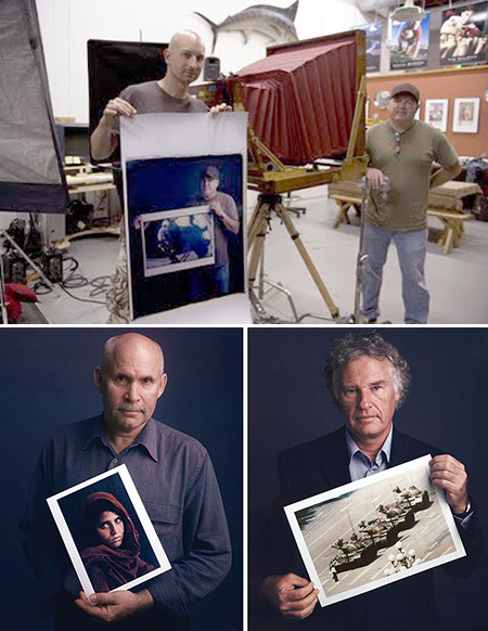 Famous Photographers with Photographs