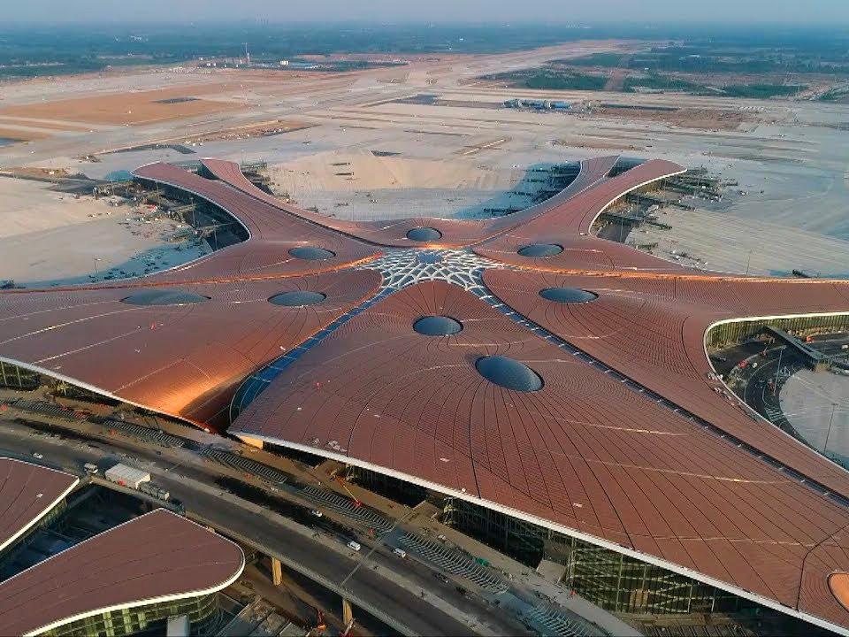 Bejing Daxing Airport