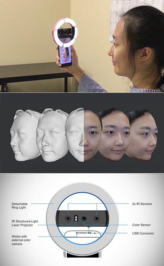 Bellus 3D Face Camera