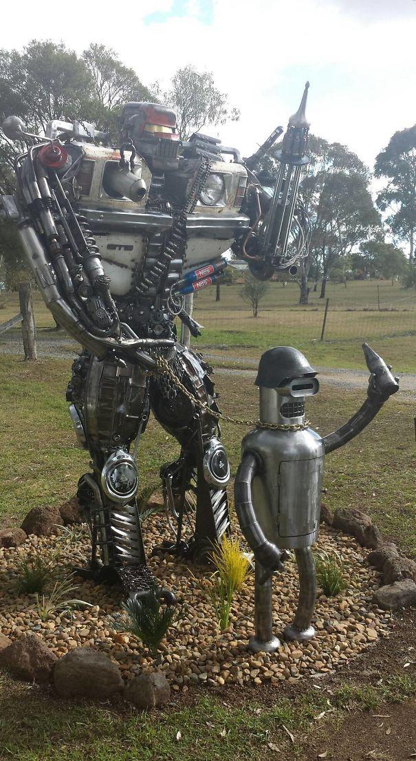 Bender Mailbox