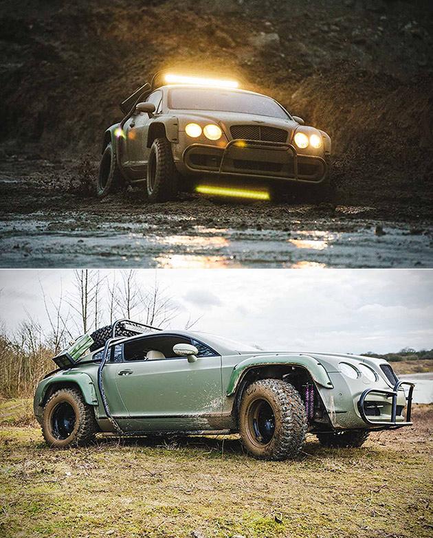Bentley Off-Road Edition