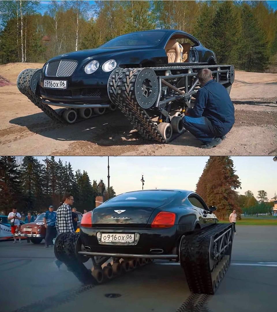 Bentley Ultratank