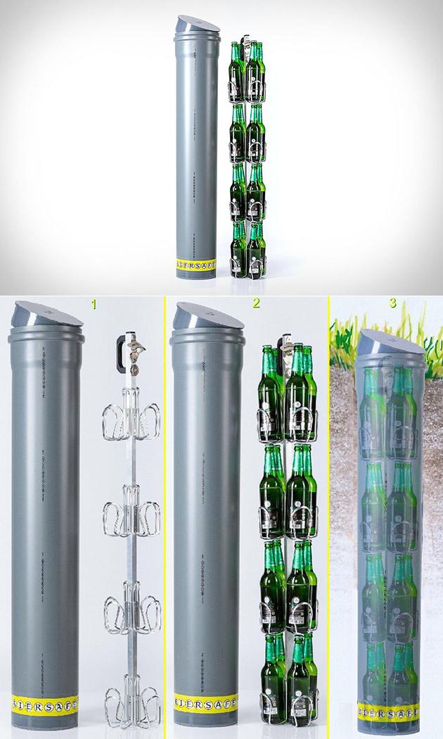 Biersafe Underground Cooler
