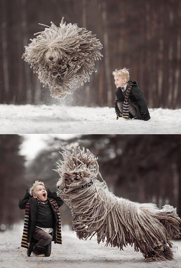 Big Dog Kid