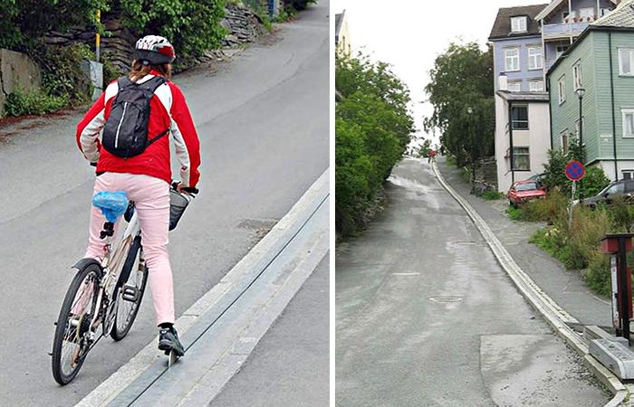 Bike Escalator
