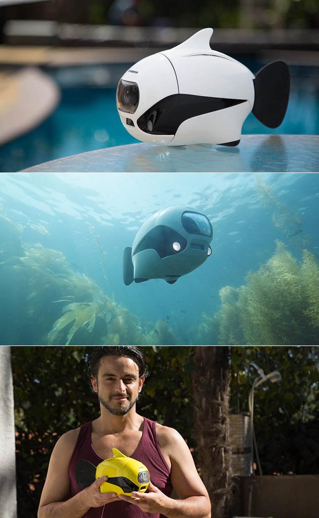 BIKI Underwater Drone