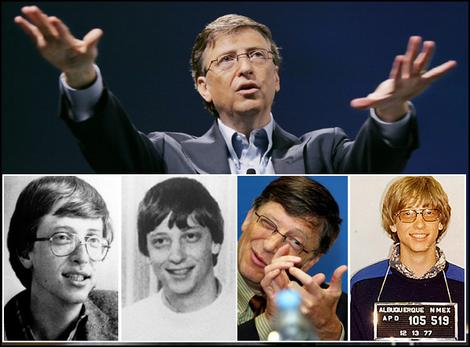 Bill Gates Before He was Famous