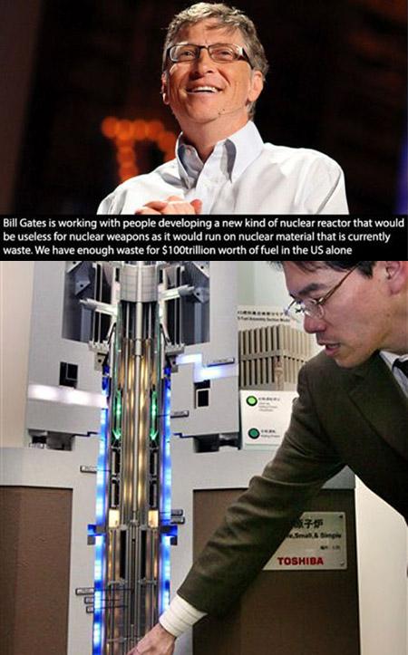 Bill Gates Nuclear Reactor