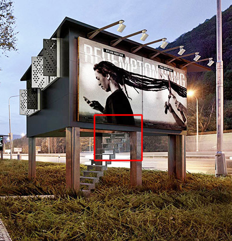 Billboard Home