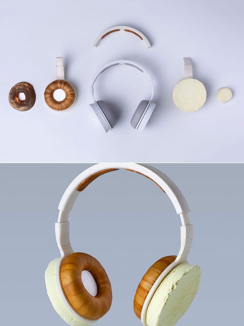 Bio-Headphones Fungus