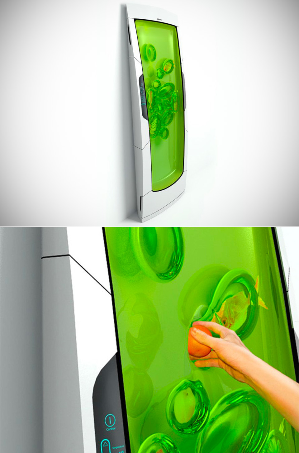 Bio Robot Refrigerator Gel