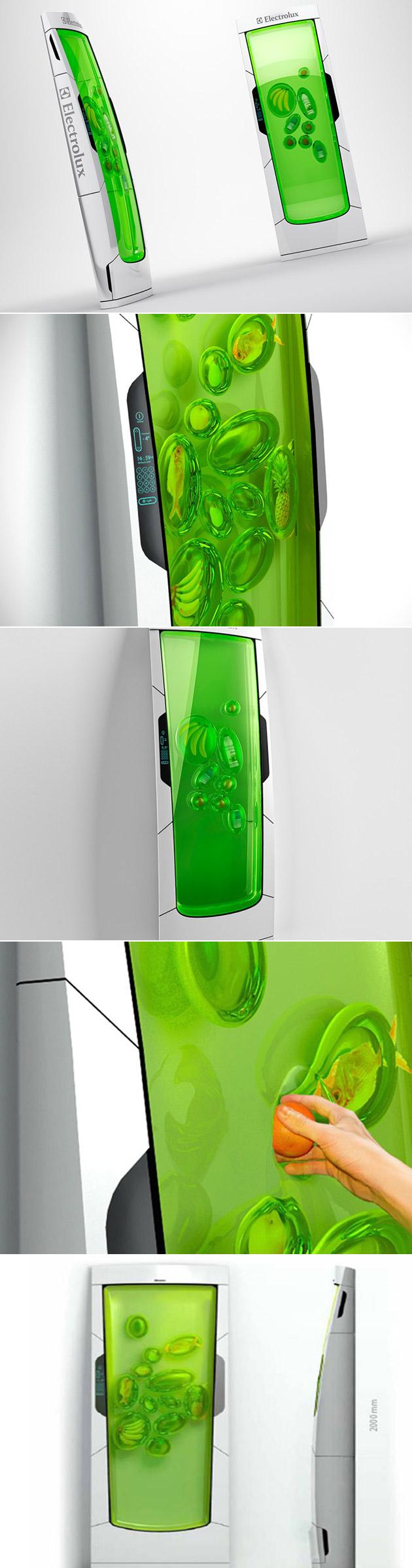 Zero energy bio robot refrigerator doesn 39 t require for Bio robot fridge cost