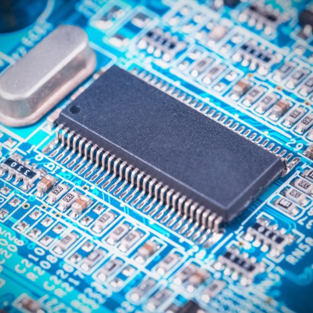 Biology Computer Chip