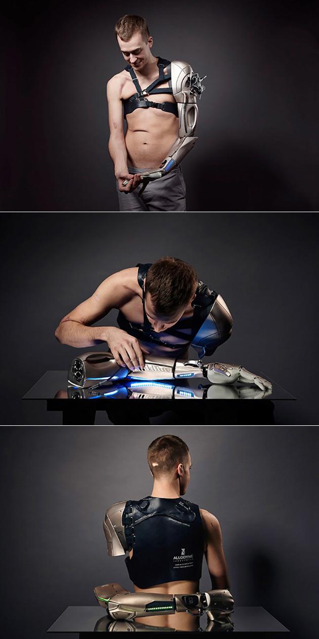 Bionic Arm Konami