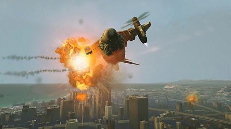 Bionic Commando Game