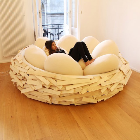 Birdsnest Chair
