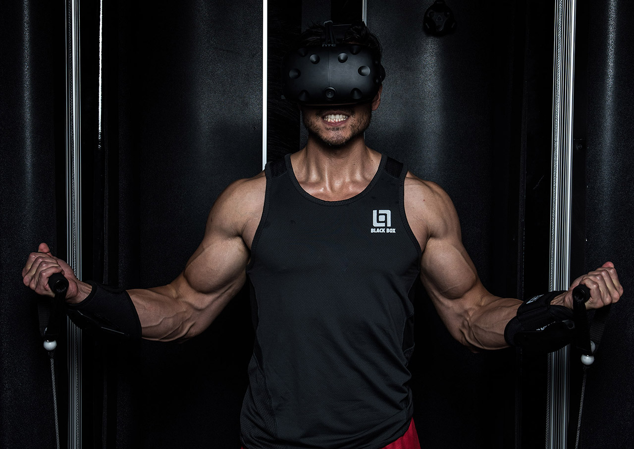 Black Box VR Gym