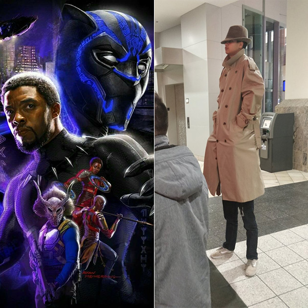 Black Panther Funny