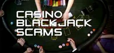 Casino blackjack scams video vincere ai casino on line