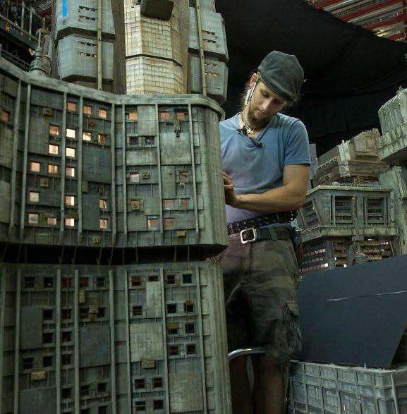 Bladerunner 2049 Miniatures