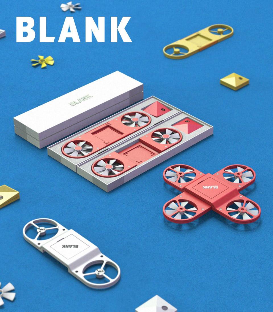 Blank Drone