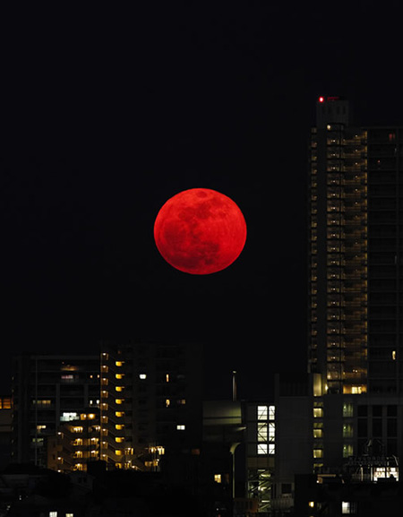 Blood Moon Viewing Times and Information Explained - TechEBlog