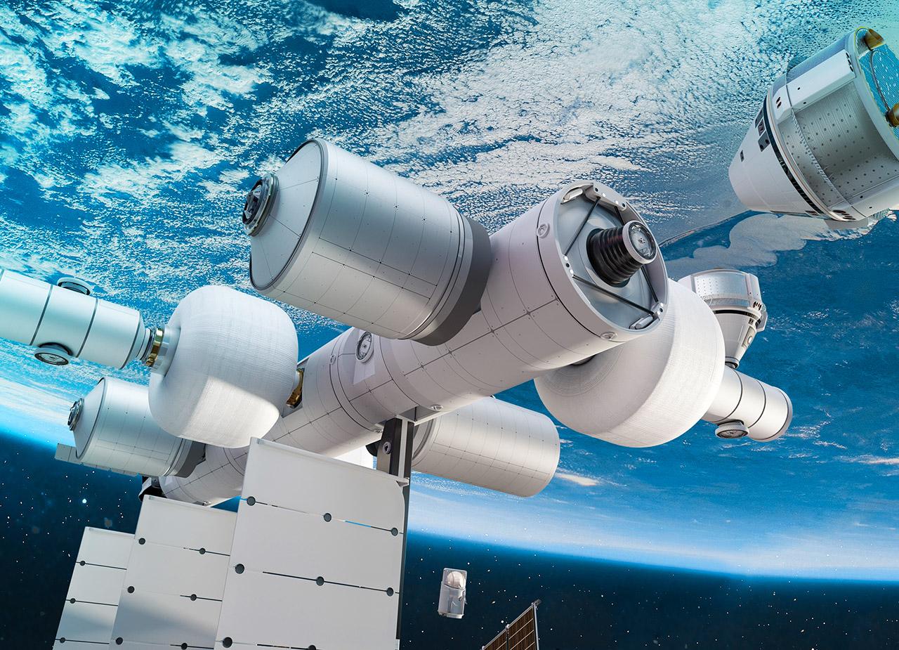 Blue Origin Orbital Reef Space Station